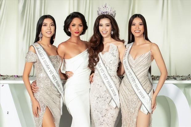 Khánh Vân chưa về nước, Kim Duyên đã tung bộ ảnh nóng hừng hực bắt đầu đường đua đến Miss Universe 2021 - Ảnh 12.