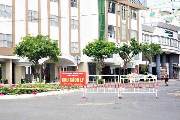 Ca Covid-19 mới ở Đà Nẵng là F1 của chồng và 2 con, từng đi bán đậu hũ dạo và ăn đám giỗ - Ảnh 2.