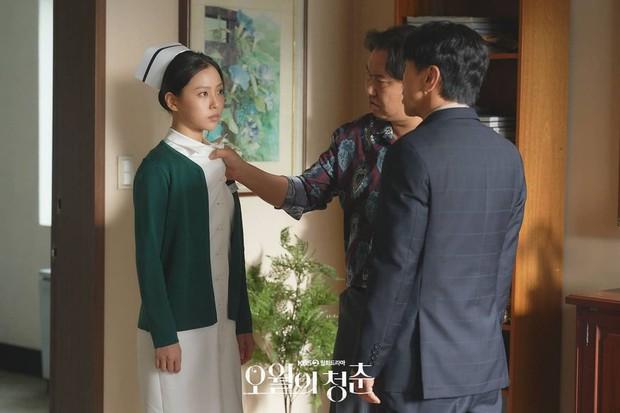 Youth of May: Bản nhạc tình yêu ngọt sủng viết bằng máu và cái chết, Lee Do Hyun bùng nổ visual khiến ai cũng đòi gả! - Ảnh 9.