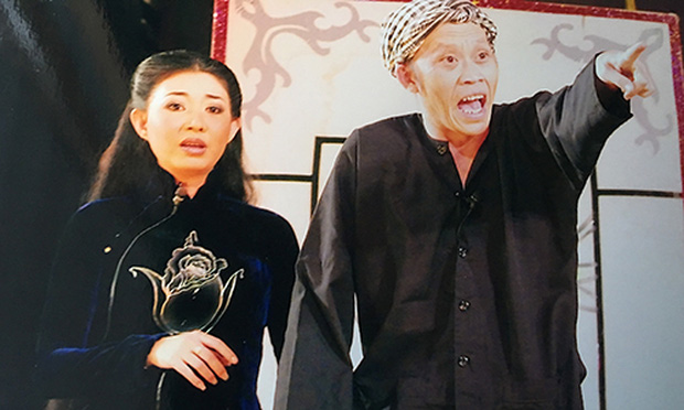 NÓNG: Nữ ca sĩ tự nhận là vợ chưa từng công khai của Hoài Linh kèm bằng chứng, lên tiếng để bảo vệ nam NS trước bà Phương Hằng? - Ảnh 9.