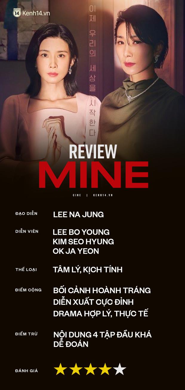 Phim 18+ Mine: Choáng ngợp với cuộc sống sang chảnh của giới siêu giàu, drama chân thật ăn đứt bom tấn Penthouse - Ảnh 21.