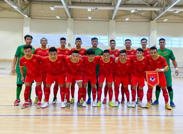 UAE cảnh cáo Thái Lan vì đưa tin sai lệch ở play-off Futsal World Cup - Ảnh 2.