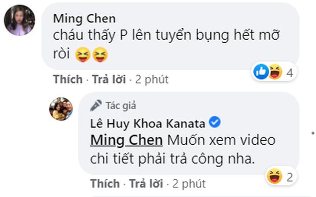 Công Phượng cởi trần đánh bóng bàn với HLV Park Hang-seo, Viên Minh trêu đùa: Lên tuyển hết cả mỡ bụng  - Ảnh 2.