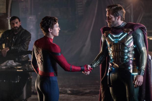 Tom Holland (Spider-Man) lộ ảnh bị đánh tơi tả và bầm dập, Marvel đang làm gì vậy? - Ảnh 4.