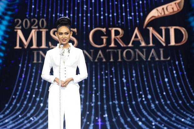 NÓNG: Rầm rộ tin Hoa hậu Myanmar bị truy nã khẩn cấp sau màn cầu cứu ở Miss Universe, thực hư ra sao? - Ảnh 8.