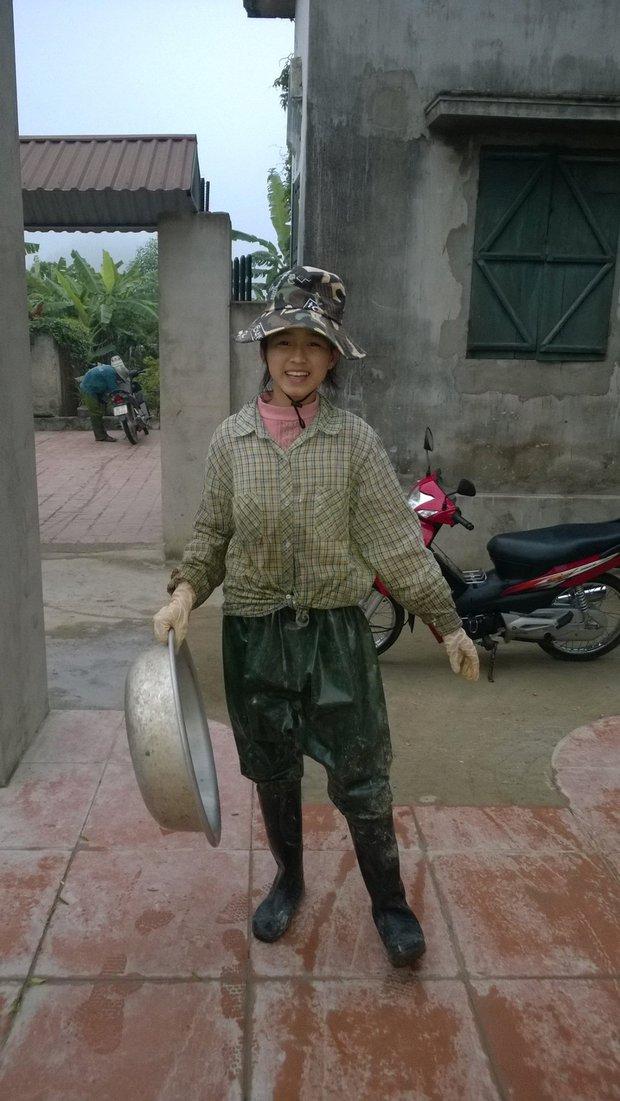 Bị gọi là hoa hậu quê mùa, Đỗ Thị Hà tung luôn ảnh quá khứ, đáp lại khéo léo khiến antifan nghe xong phải câm nín - Ảnh 3.