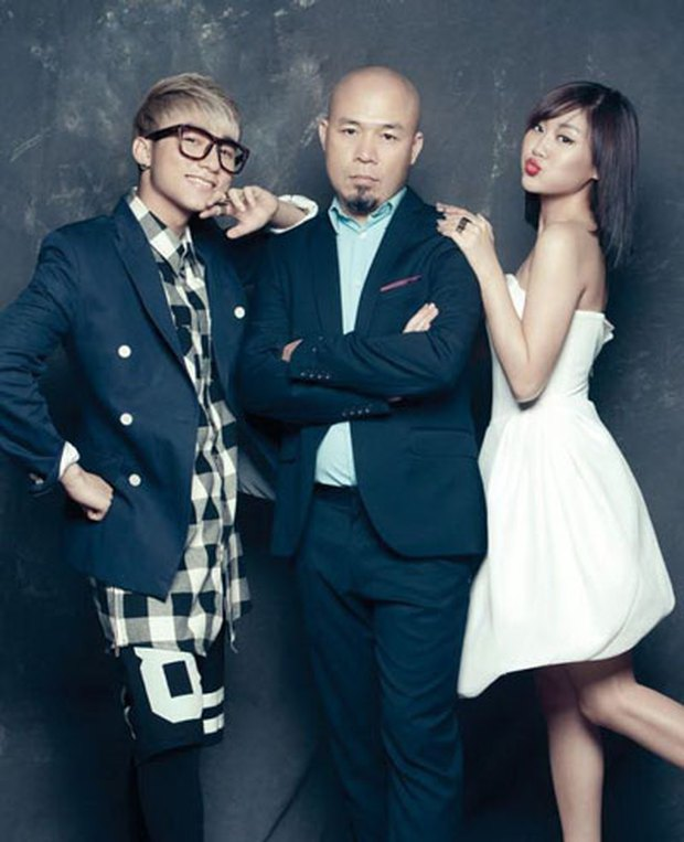 Văn Mai Hương bất ngờ đăng kỉ niệm 7 năm trước với Sơn Tùng và nhạc sĩ Huy Tuấn, netizen nhớ ngay đến thời bị cấm biểu diễn - Ảnh 2.