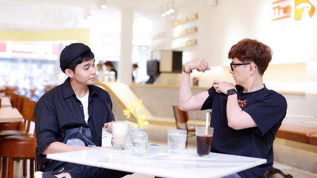 """Tình huynh đệ tan hoang, Jun Phạm cho Ngô Kiến Huy biết thế nào là """"chụp lén""""! - Ảnh 3."""