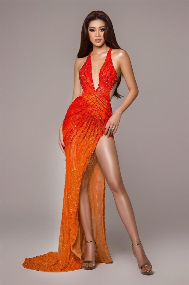 Sau đêm Chung kết Miss Universe, độ hot của các hoa hậu trên mạng xã hội thay đổi chóng mặt, nhưng Khánh Vân tụt hạng! - Ảnh 5.
