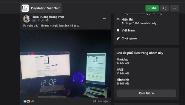 Sony mở đợt Pre-order PS5 lần thứ 2 tại Việt Nam, hết hàng chỉ trong 1 phút - Ảnh 3.