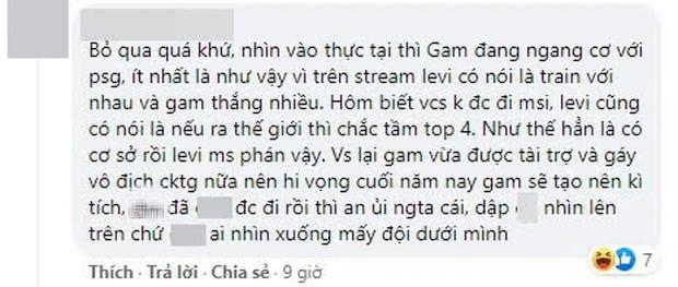 PSG lập kỳ tích tại MSI 2021, cộng đồng LMHT Việt bùng nổ tranh cãi dữ dội: GAM Esports liệu có ngang kèo đại diện PCS? - Ảnh 4.