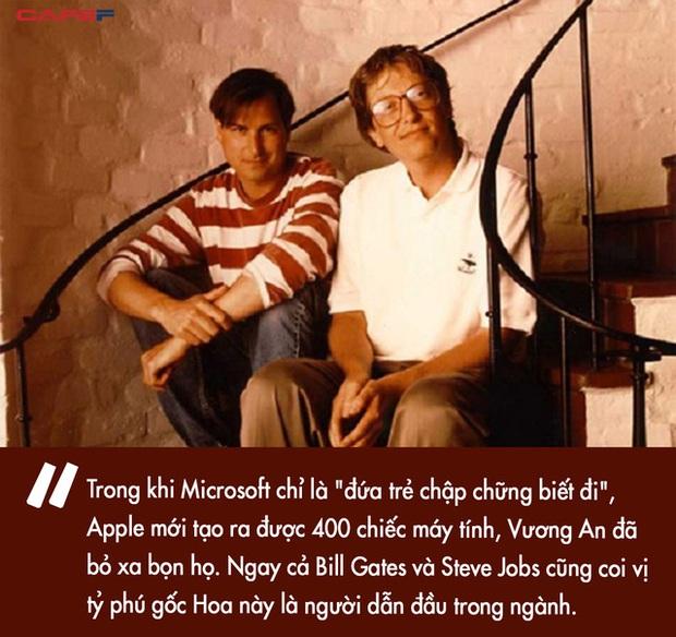 Ông vua máy tính gốc Hoa khiến IBM khiếp sợ, suýt vùi dập Bill Gates từ trứng nước: Từng là cơn ác mộng của giới công nghệ Mỹ, cuối đời lại mất sạch vì bảo thủ - Ảnh 5.
