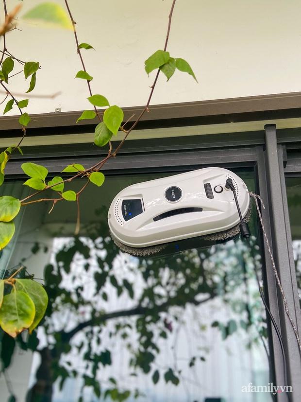 Bỏ 3 triệu đặt mua robot lau kính tự động, mẹ Hà Nội khoái chí vì vớ được sản phẩm đỉnh của chóp - Ảnh 5.