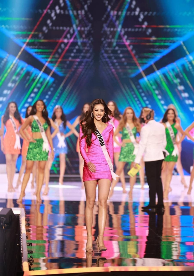 Nhìn lại visual của Khánh Vân trong đêm Chung kết Miss Universe: Đỉnh chóp thế này mà dừng chân ở top 21 quá phí! - Ảnh 7.