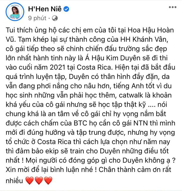 Khánh Vân chưa về nước, Kim Duyên đã tung bộ ảnh nóng hừng hực bắt đầu đường đua đến Miss Universe 2021 - Ảnh 6.