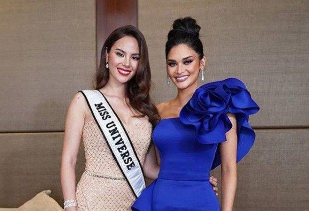 Cùng là Miss Universe người Philippines nhưng Catriona Gray lại ghi điểm với fan Việt hơn hẳn Pia Wurtzbach! - Ảnh 6.