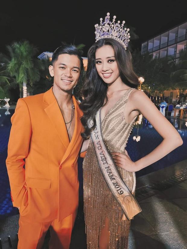 Những khoảnh khắc thần sầu của Khánh Vân tại Miss Universe 2020 từng được Trọng Hiếu hát tiên tri cách đây 2 năm? - Ảnh 10.