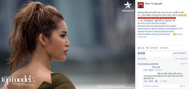 Hoa hậu Pia và 2 lần khiến fan Việt nổi đóa: Cho Minh Tú 4 điểm rưỡi, thắc mắc về lượng vote của Khánh Vân - Ảnh 4.