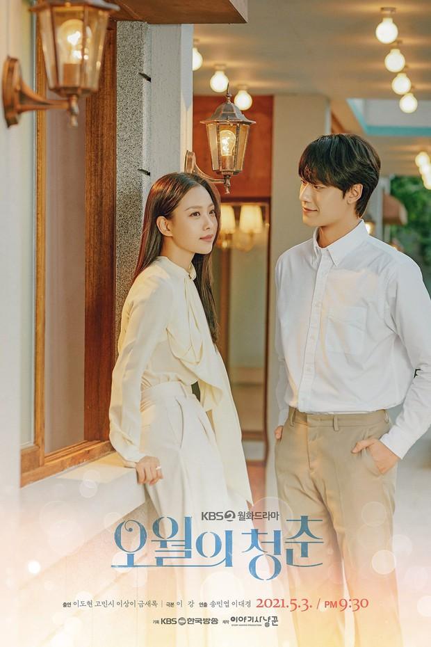 Youth of May: Bản nhạc tình yêu ngọt sủng viết bằng máu và cái chết, Lee Do Hyun bùng nổ visual khiến ai cũng đòi gả! - Ảnh 1.