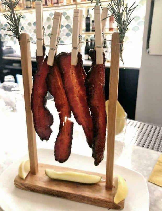 25 màn bày biện đồ ăn siêu cồng kềnh của nhà hàng, thực khách nhìn xong muốn buông đũa đi về tự nấu cơm cho gọn - Ảnh 6.