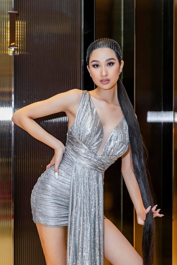 Hương Ly, Hoàng Phương, Nam Em...: Ai đủ sức kế nhiệm Khánh Vân tại Hoa hậu Hoàn vũ Việt Nam? - Ảnh 10.