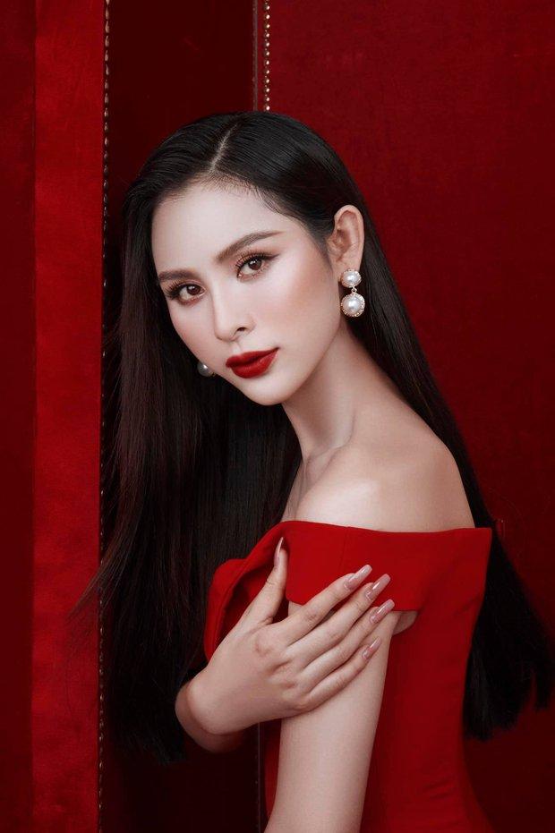 Trân Đài khoe nhan sắc rực rỡ, được kỳ vọng nối tiếp thành tích của Khánh Vân ở quốc tế - Ảnh 5.