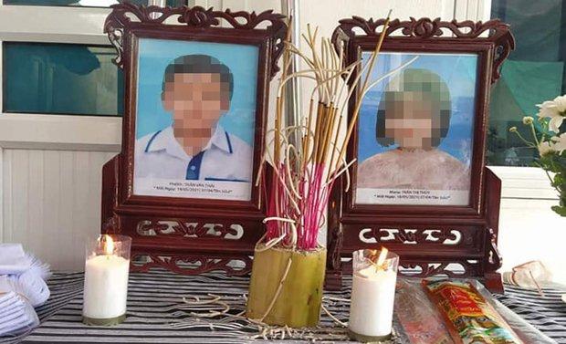 Vụ 2 cháu nhỏ ở Nam Định tử vong khi theo bố mẹ đi đánh cá: Gia đình khó khăn, chỉ có chiếc thuyền là kế sinh nhai - Ảnh 1.