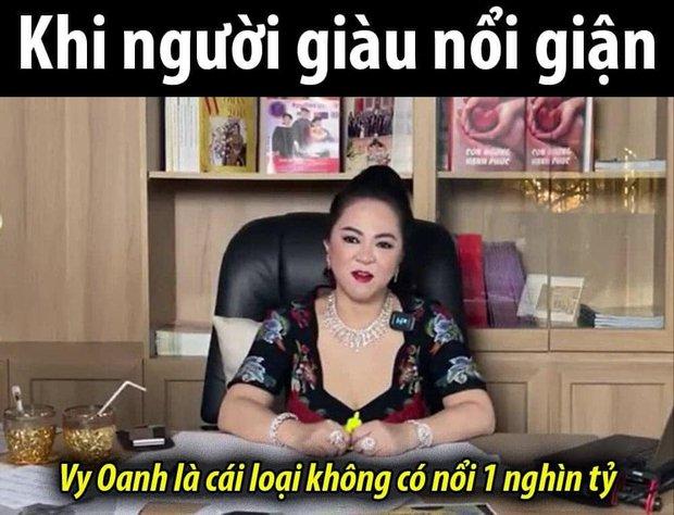 Đại gia Phương Hằng mắng Vy Oanh không có nổi 1000 tỷ, cõi mạng nghe mà nhột: 1 triệu em còn không có! - Ảnh 3.