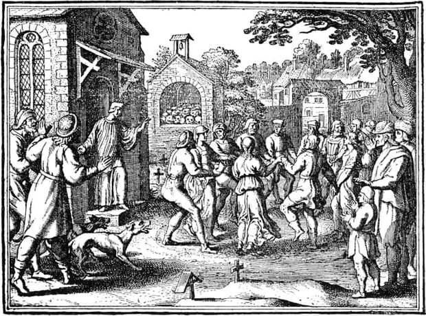 Dịch bệnh quái quỷ nhất lịch sử khiến người mắc nhảy múa cuồng loạn cho đến chết, sau nhiều thế kỷ vẫn làm nhân loại rợn tóc gáy - Ảnh 2.
