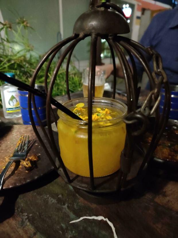 25 màn bày biện đồ ăn siêu cồng kềnh của nhà hàng, thực khách nhìn xong muốn buông đũa đi về tự nấu cơm cho gọn - Ảnh 15.