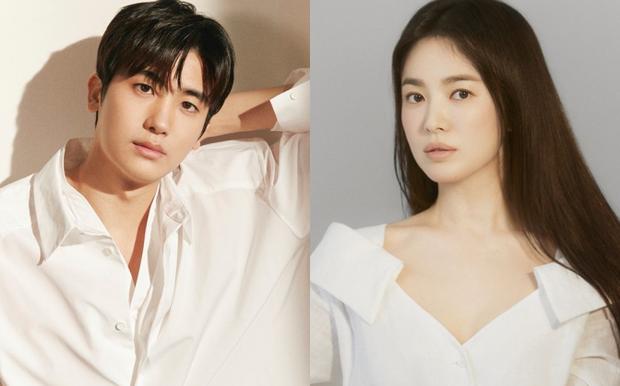 Song Hye Kyo bất ngờ được mỹ nam The Heirs gửi tặng xe cà phê, ai cũng tò mò mối quan hệ thực sự - Ảnh 4.