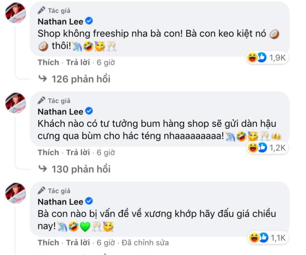 Nathan Lee bán sạch đồ đạc trong nhà giữa tâm bão showbiz, tuyên bố căng: Có tiền thì cần gì đồ, đốt hết luôn! - Ảnh 2.