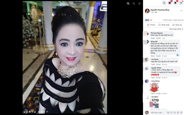 Bà Phương Hằng khoe ảnh selfie với toàn kim cương, vàng bạc, nhưng chiếc điện thoại quý tộc có giá hàng trăm triệu mới là tâm điểm soi của netizen - Ảnh 9.