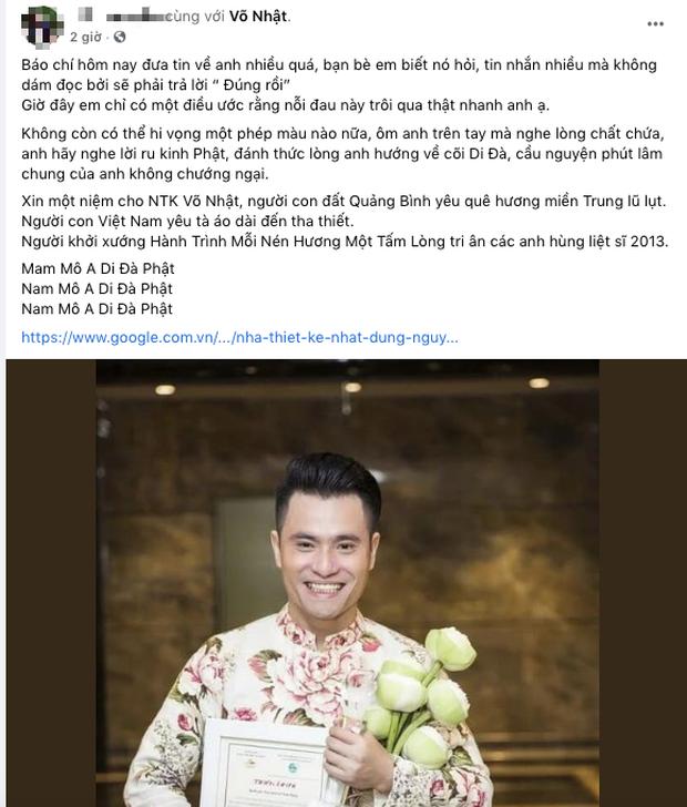 NTK nổi tiếng Nhật Dũng qua đời ở tuổi 41 vì vi khuẩn ăn vào não, Thúy Ngân và dàn nghệ sĩ Việt xót xa nói lời vĩnh biệt - Ảnh 3.