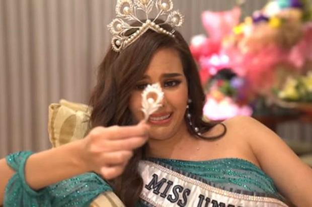 Cả dàn Hoa hậu và người đẹp Việt dính nghi án dùng hàng pha ke vì sở hữu 1 mẫu vương miện fake - Ảnh 4.