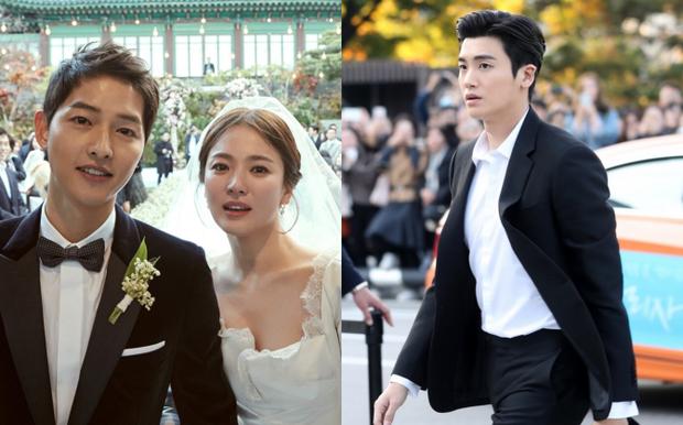 Song Hye Kyo bất ngờ được mỹ nam The Heirs gửi tặng xe cà phê, ai cũng tò mò mối quan hệ thực sự - Ảnh 7.