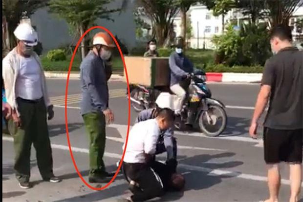 Lộ diện người giúp tài xế taxi khống chế tên trốn nã: Thấy người gặp nạn thì tôi giúp thôi - Ảnh 2.