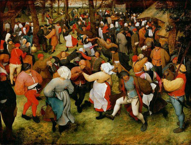 Dịch bệnh quái quỷ nhất lịch sử khiến người mắc nhảy múa cuồng loạn cho đến chết, sau nhiều thế kỷ vẫn làm nhân loại rợn tóc gáy - Ảnh 1.