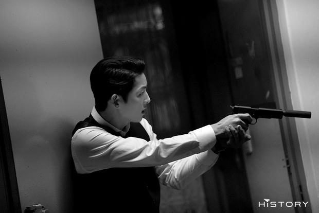 Tưởng ly hôn Song Hye Kyo thì tuột dốc nhan sắc, giờ Song Joong Ki đã làm được cú twist bùng nổ nhan sắc quá mlem - Ảnh 7.