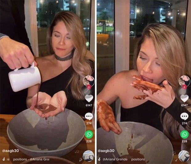 25 màn bày biện đồ ăn siêu cồng kềnh của nhà hàng, thực khách nhìn xong muốn buông đũa đi về tự nấu cơm cho gọn - Ảnh 21.