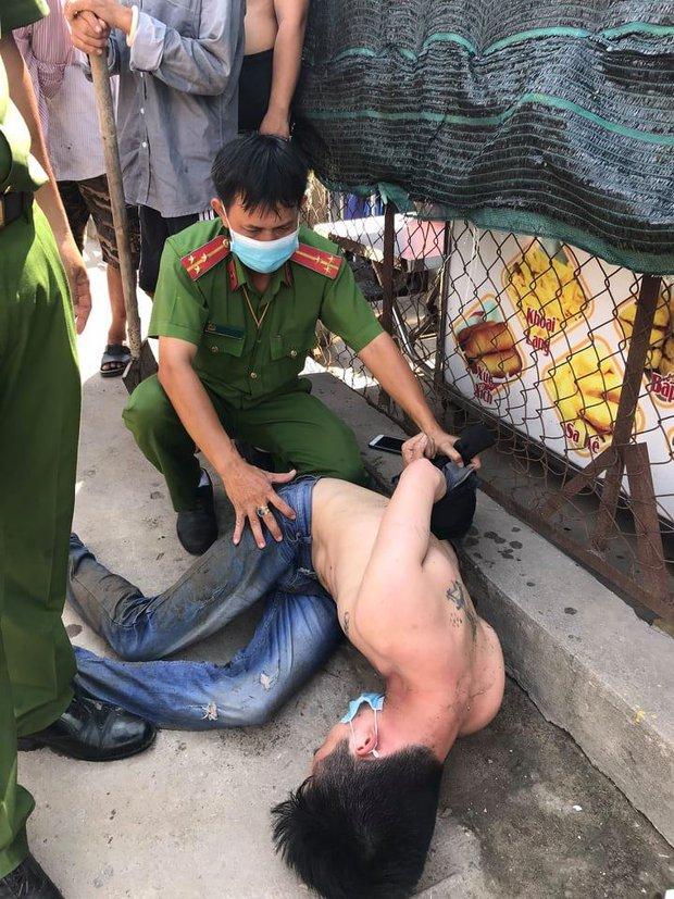 Tổ kiểm soát phòng chống dịch Covid-19 truy đuổi kẻ trộm cắp ở vùng ven Sài Gòn - Ảnh 1.