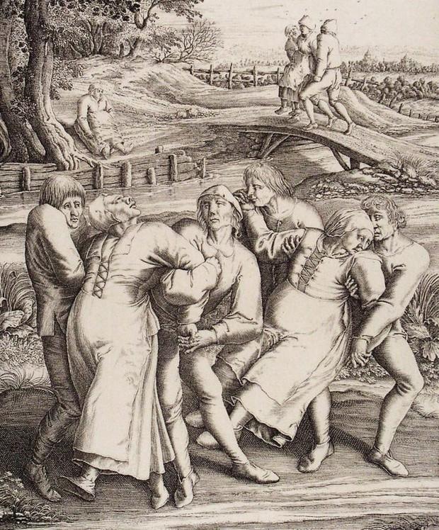 Dịch bệnh quái quỷ nhất lịch sử khiến người mắc nhảy múa cuồng loạn cho đến chết, sau nhiều thế kỷ vẫn làm nhân loại rợn tóc gáy - Ảnh 3.