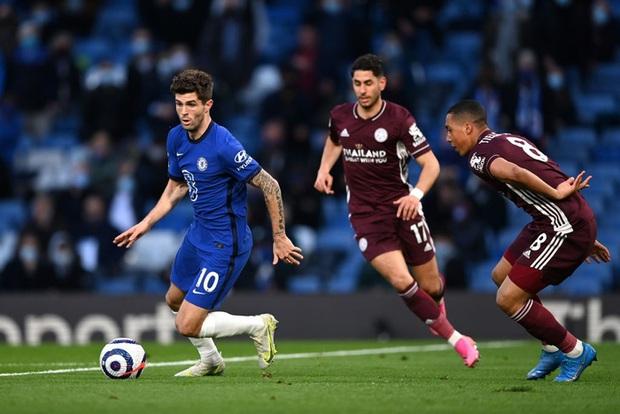 Bị từ chối bàn thắng 2 lần, Chelsea vẫn phục thù Leicester thành công - Ảnh 1.