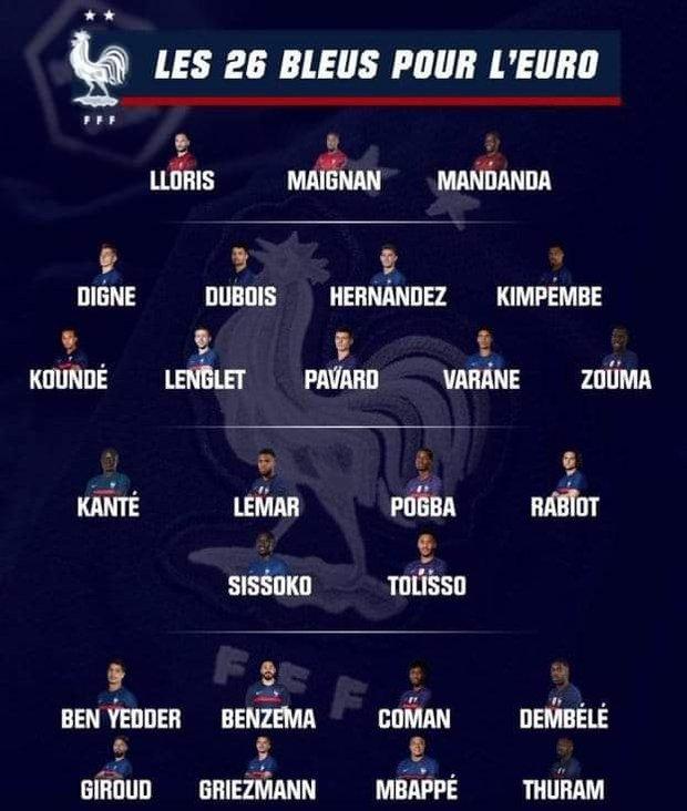 Benzema chính thức trở lại tuyển Pháp sau 6 năm kể từ bê bối dùng video nhạy cảm tống tiền đồng đội - Ảnh 2.