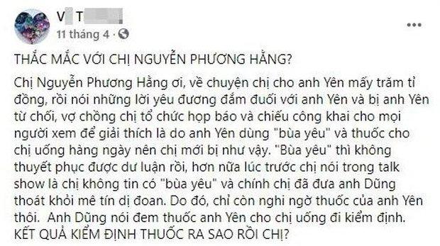 Bà Phương Hằng đã tìm ra antifan, một thanh niên tên Thiện trúng giải 1 tỷ đồng thưởng nóng? - Ảnh 3.