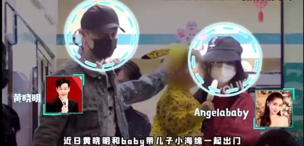 Phóng viên chia sẻ tin tức độc quyền tuyên bố của Huỳnh Hiểu Minh về việc ly hôn với Angela Baby - Ảnh 5.