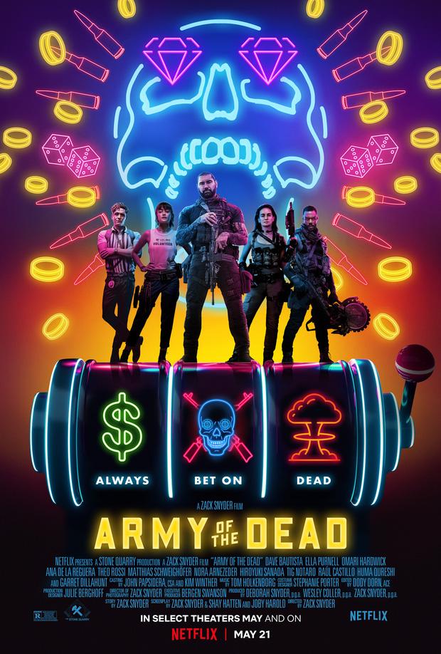 5 lý do Army of the Dead là bom tấn zombie đáng hóng nhất tuần này: Bạo lực lẫn cảnh nóng dồn dập, khán giả thế giới chấm điểm cực cao! - Ảnh 11.
