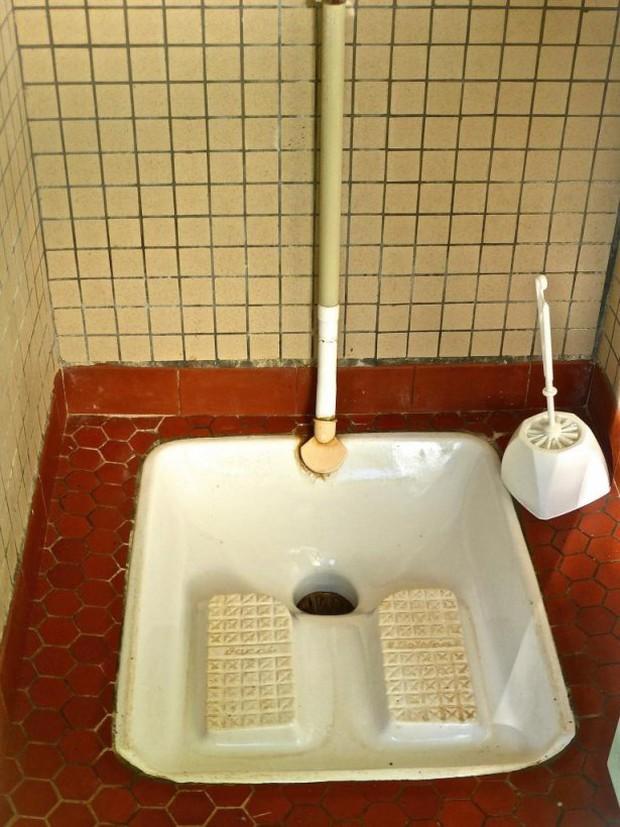 Bé Na dài 5m bất ngờ đột kích toilet quán cafe, bị phát giác liền chui vào bệ xí bỏ trốn - Ảnh 3.