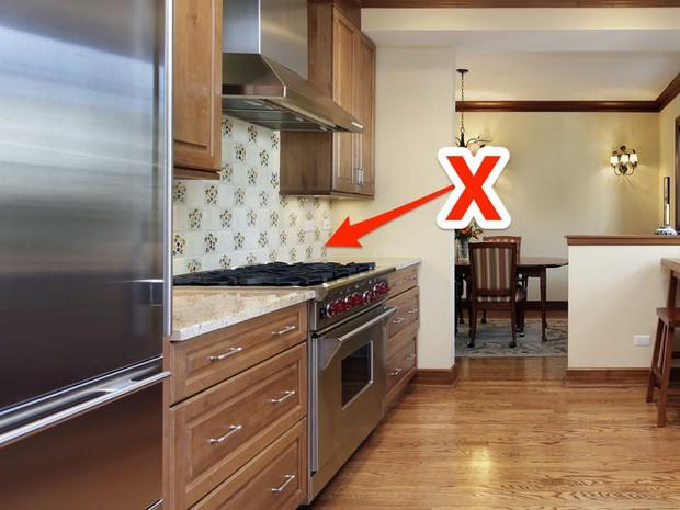Điểm mặt 10 lỗi sai cơ bản khi thiết kế nhà bếp, để chữa cháy sẽ tốn thêm đống tiền - Ảnh 4.