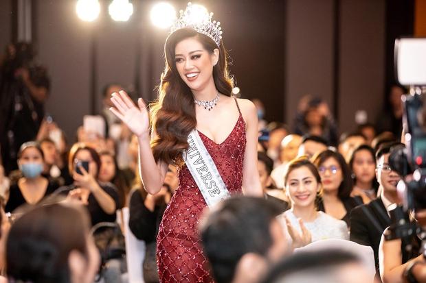 Khánh Vân bất ngờ bứt phá lọt top BXH trước thềm chinh chiến Miss Universe 2020, vị trí còn rất đáng kỳ vọng! - Ảnh 6.